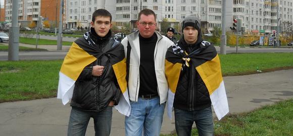 дядя Вова, Русский Марш - 2011, Москва