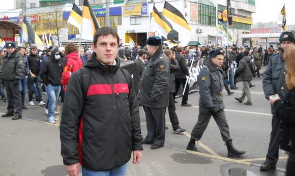 ЖЕКО на Русском марше - 2011