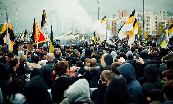 Русский марш - 2011 в Москве