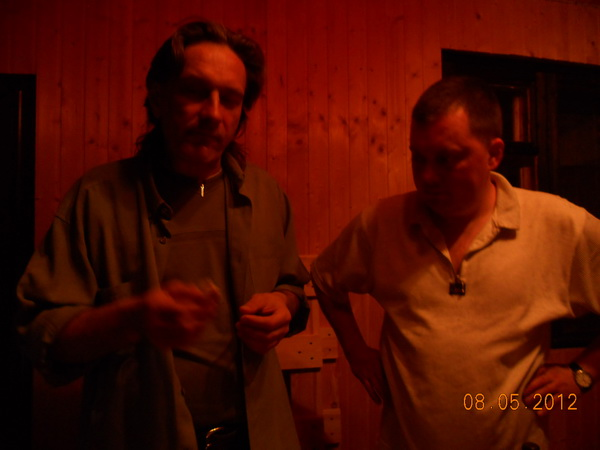 Бразервиль-пати 5: Бугимент и дядя Вова