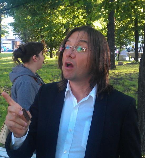 Петро Залупа