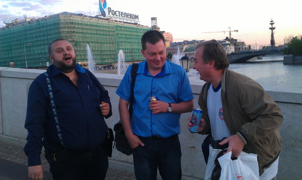 Болотная площадь, РЕПА-2012, Днюха Ночного Дрочащего: Боцман Федос, дядя Вова, Ночной Дрочащий