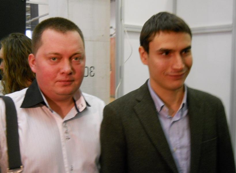 Шаргунов и дядя Вова
