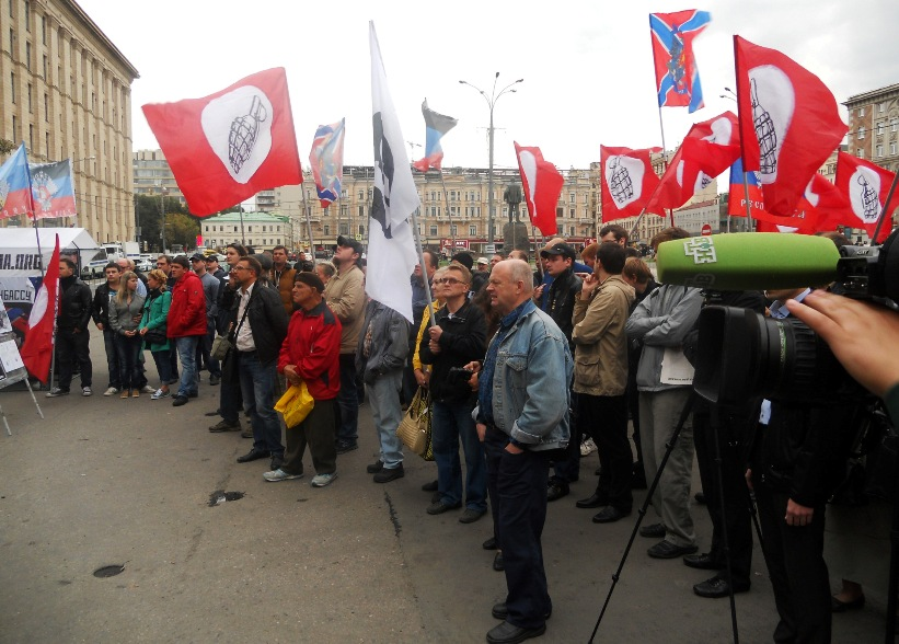 дядя Вова, стратегия 31, митинг Лимонова, Триумфальная площадь, НБП
