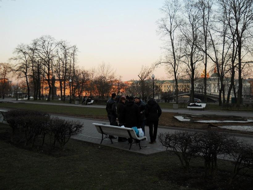 РЕПА, Болотная площадь