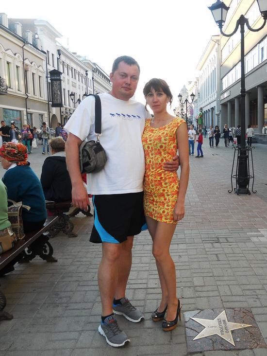 Казань, дядя Вова