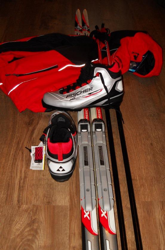 дядя Вова, лыжный спорт, спортмастер