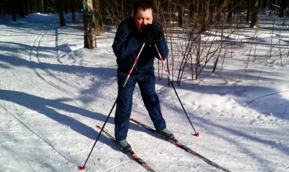 дядя Вова, Софринская лыжня, Мурановская лыжня