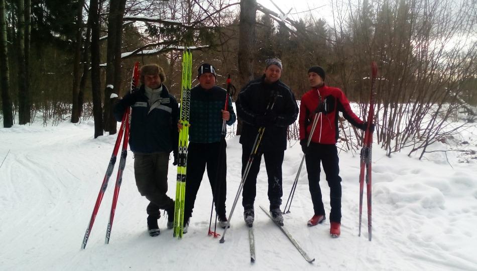 дядя Вова, лыжня России 2017, лыжный спорт, Софринская лыжня, Мурановская лыжня